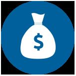 bag of money icon